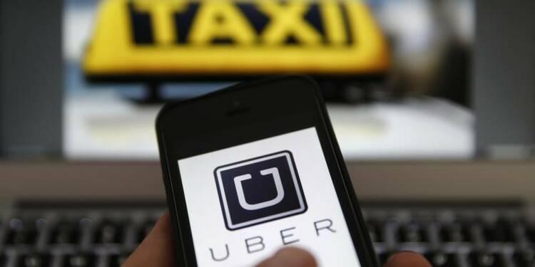 Uber France condamné à 800.000 euros d'amende pour UberPop