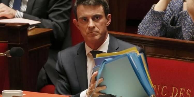 Manuel Valls garde le cap sur le projet de loi Travail