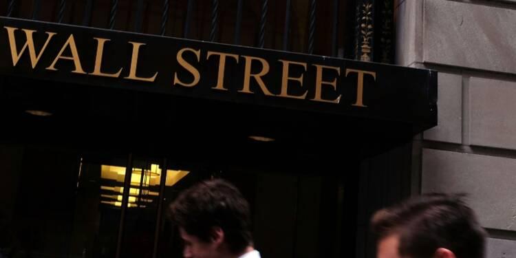 Wall Street: ouverture en légère hausse
