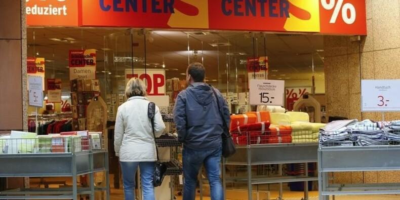 L'inflation en Allemagne au plus haut en huit mois