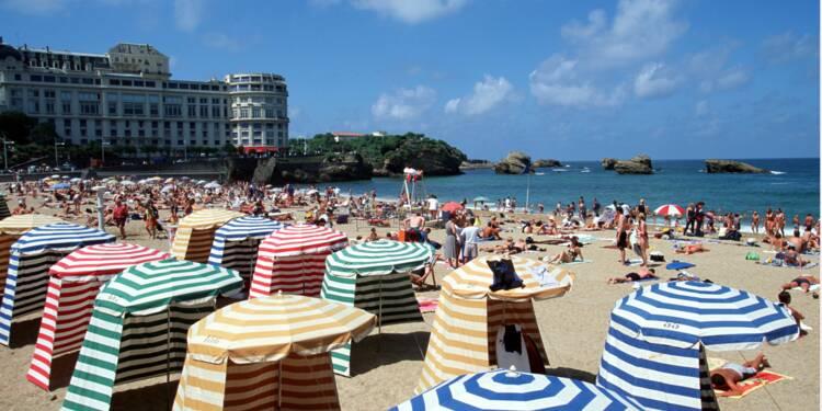 Tourisme : le réveil de la Côte basque