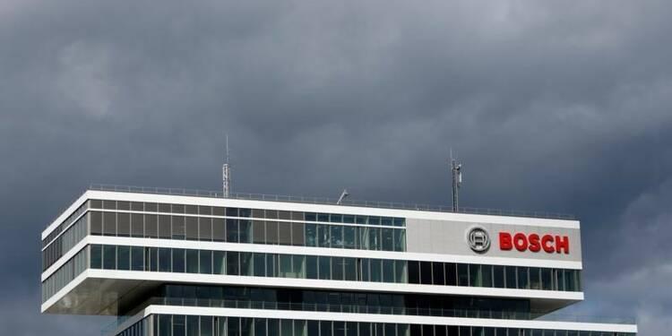 Bosch rejette les allégations de complicité avec Volkswagen