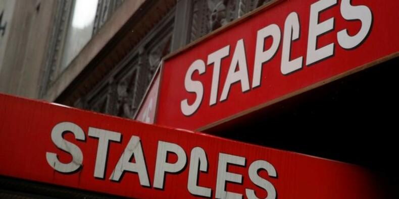 Le CA de Staples meilleur que prévu au 1er trimestre