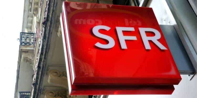 SFR perd toujours des abonnés et tombe dans le rouge au premier semestre