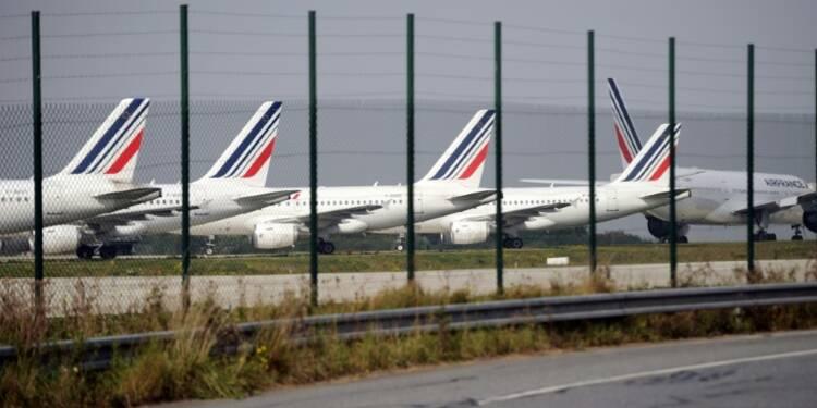 L'accord d'entreprise des navigants, au coeur de la grève à Air France