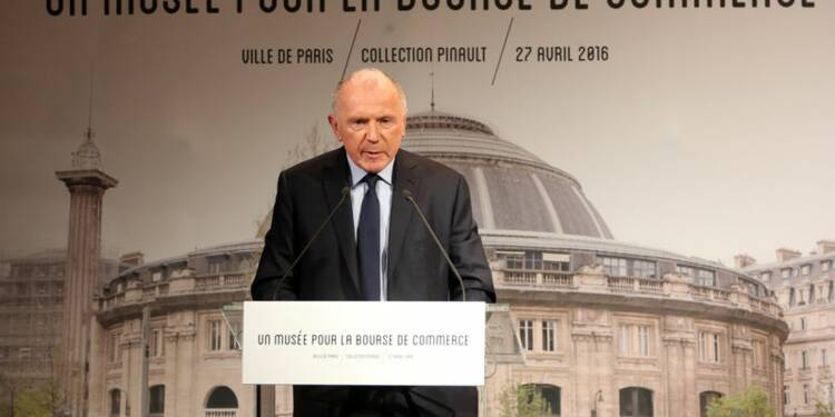 La famille Pinault aura enfin son musée à Paris