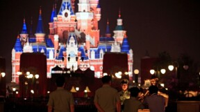 Disneyland a ouvert ses portes à Shanghaï