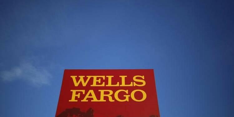 Wells Fargo voit son bénéfice plombé par les provisions