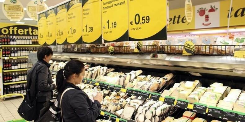 L'inflation en zone euro confirmée à 0,2% en décembre