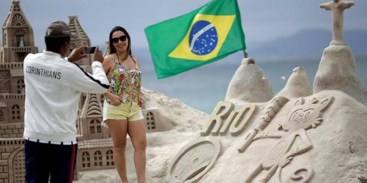 La moitié des Brésiliens opposés aux JO qu'ils jugent trop chers