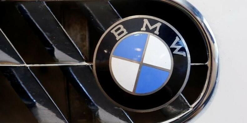 BMW, Intel et Mobileye s'associent dans la voiture autonome