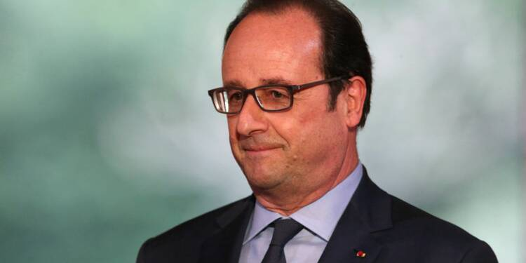 François Hollande à 13% d'opinions favorables, selon un sondage
