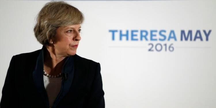 Theresa May va succéder à David Cameron mercredi