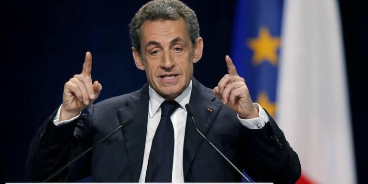 En Alsace, Sarkozy prône le retour aux valeurs nationales