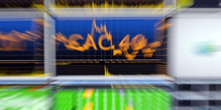 La Bourse de Paris ferme en légère hausse (+0,32%)