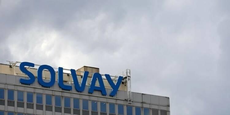 Solvay lance son augmentation de capital pour acquérir Cytec