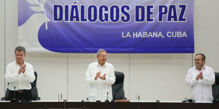 Accord historique de cessez-le-feu entre la Colombie et les Farc
