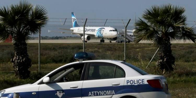 Libération de tous les passagers du vol Egyptair sauf quatre