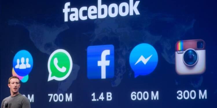 Facebook propose un cryptage total des conversations sur Messenger