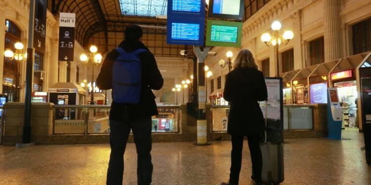 Grève SNCF : Galères en vue dans les trains ce mardi