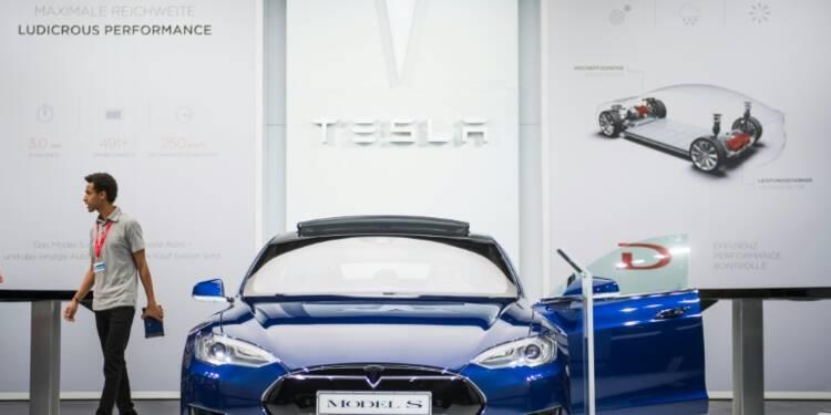 Tesla veut se lancer dans les camions et un système de voitures partagées