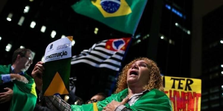 Dilma Rousseff semble avoir perdu la partie