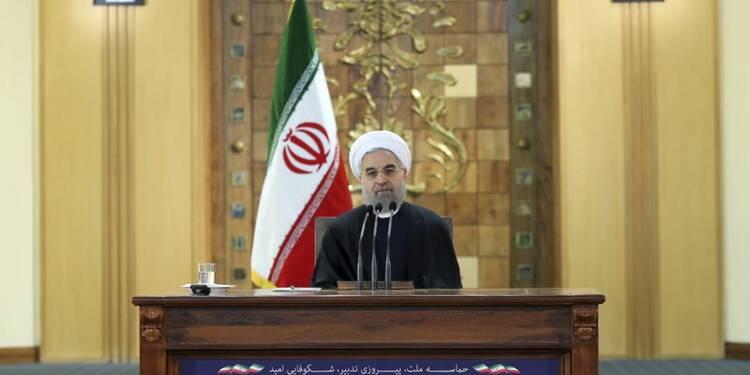 """L'Iran salue une """"page en or"""" avec la levée des sanctions"""