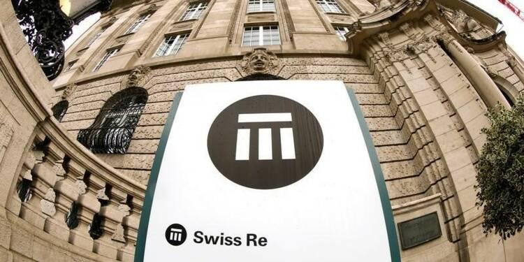 Swiss Re change de DG, publie un bénéfice 2015 en hausse de 31%