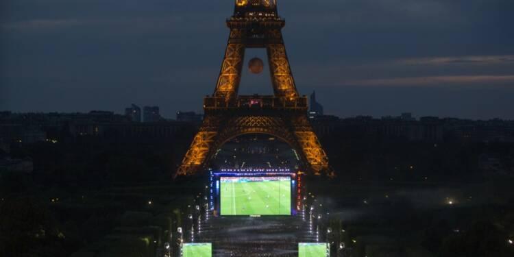 Allemagne-France: 19,2 millions de téléspectateurs sur TF1, meilleure audience TV depuis 2006