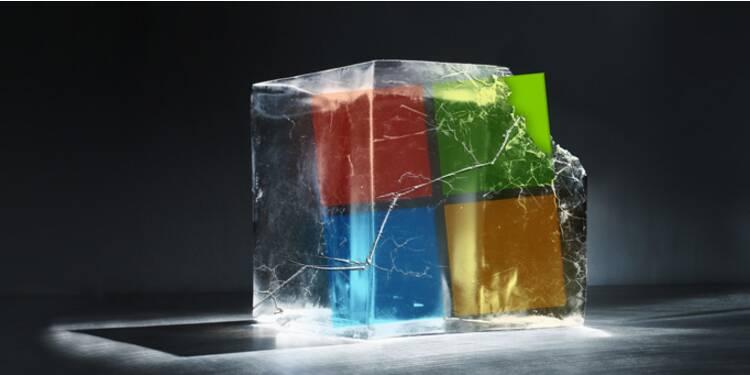 Microsoft : l'étonnant réveil du mammouth