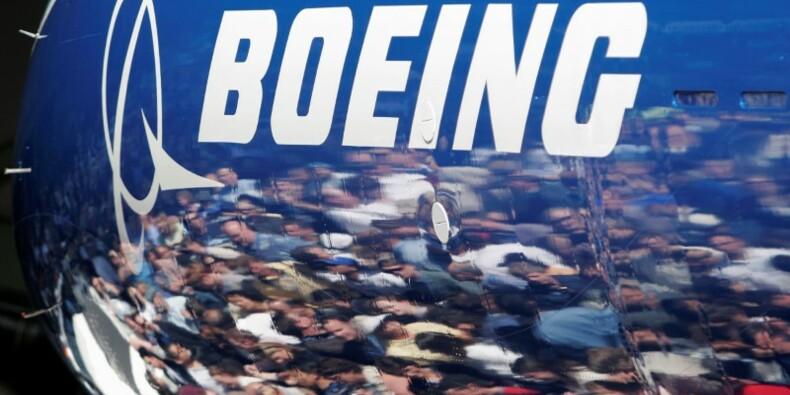 Boeing relève ses prévisions de marché à 20 ans