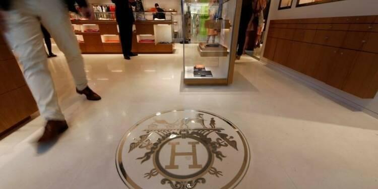 Hermès prend une part minoritaire dans le chausseur Pierre Hardy