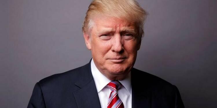 Trump prêt à parler avec Pyongyang et à revoir l'accord de Paris