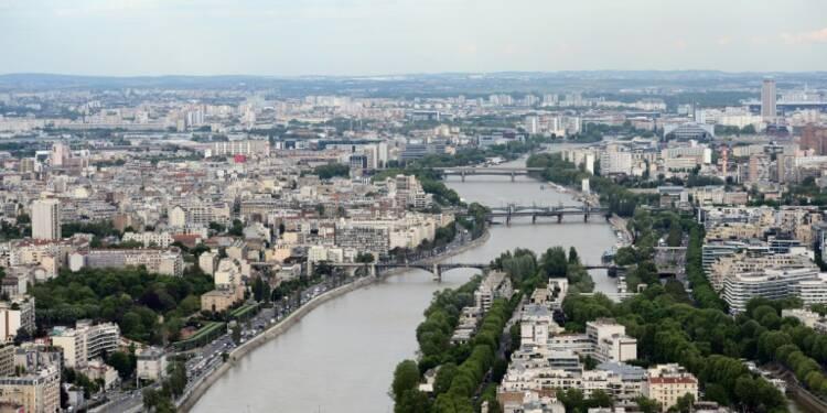 Immobilier en Ile-de-France: plus faible croissance du parc de logements depuis les années 60
