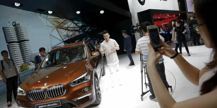 Mercedes et BMW prévoient une normalisation du marché chinois