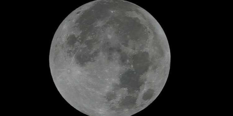 La Chine veut envoyer un homme sur la Lune d'ici 2036