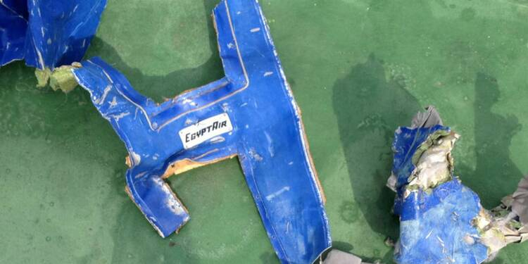 Démenti égyptien sur l'hypothèse d'une explosion sur le vol 804