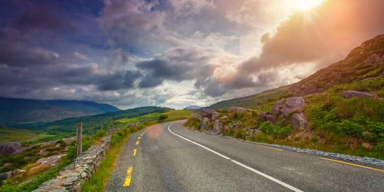Ces routes de légende à faire en voiture électrique