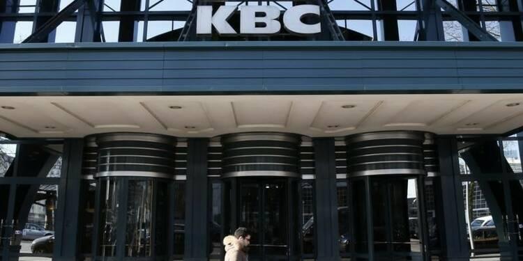 KBC favorisé par la croissance et la maîtrise des coûts