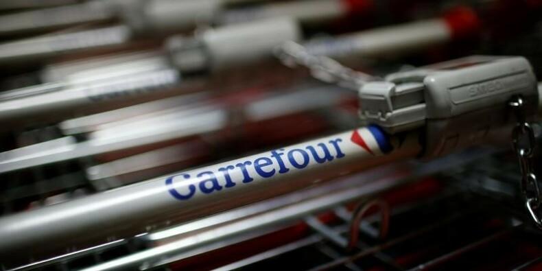 Brésil et Europe sauvent les résultats semestriels de Carrefour