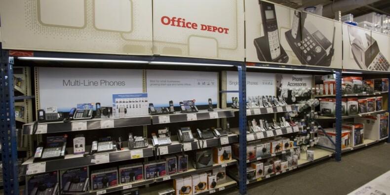 Office Depot et Staples plongent après l'abandon de leur fusion