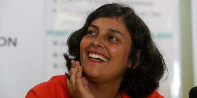 Myriam el Khomri, benjamine du gouvernement, nouvelle ministre du Travail