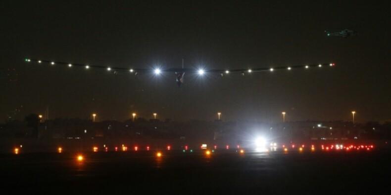 Solar Impulse 2 inaugure une nouvelle ère pour l'aviation
