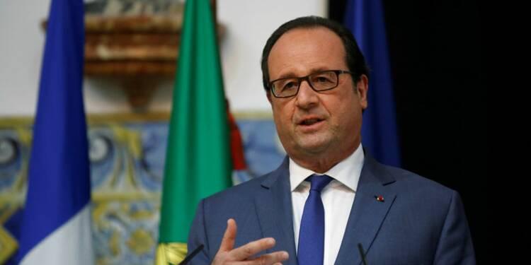 François Hollande répond à la droite sur le thème de la sécurité