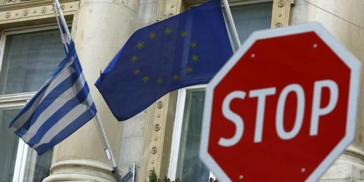 Macron critique l'austérité imposée aux Grecs par les créanciers
