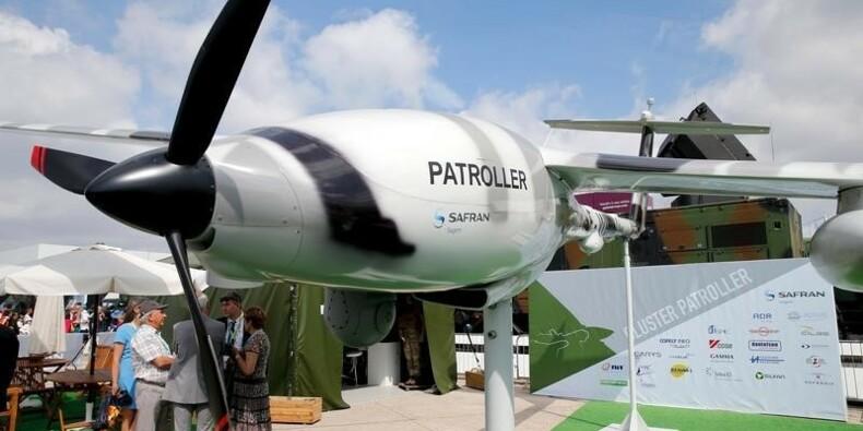 La France a choisi le drone de Safran pour lutter contre Daech