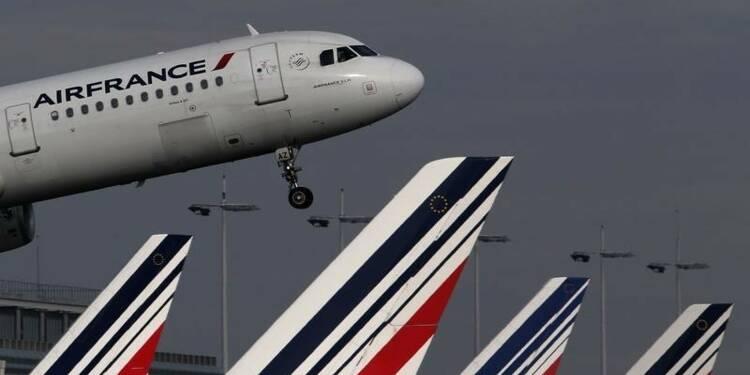 Trafic passagers en hausse de 3,2% en mars chez Air France-KLM