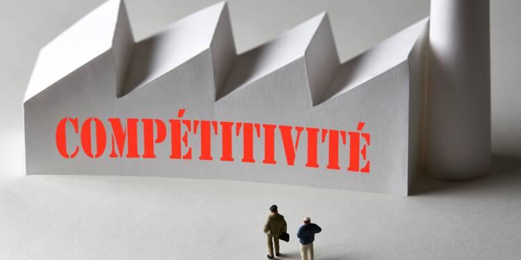 Compétitivité   La France peut rattraper son retard ... en s inspirant de 16a935c7c94b