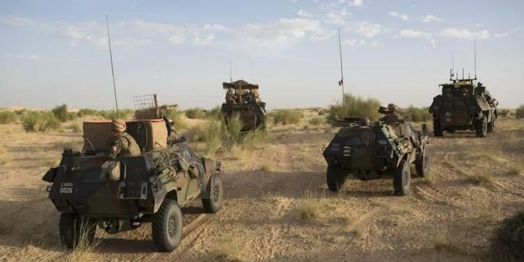 """Les """"IED"""", menace numéro un pour la force Barkhane au Mali"""