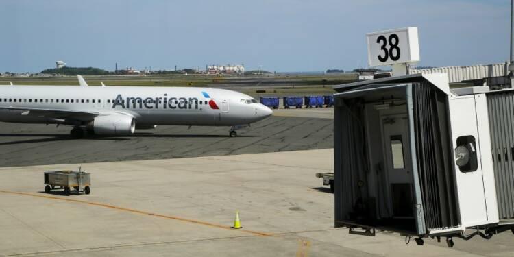 Bon trimestre pour American Airlines mais perspectives mitigées